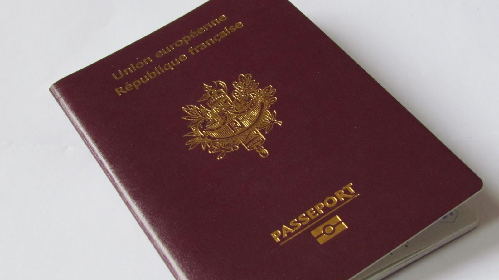 comment reconnaitre passeport electronique