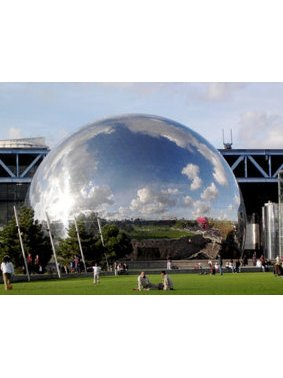 Géode -Paris-