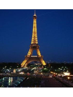 Tour Eiffel -Paris-